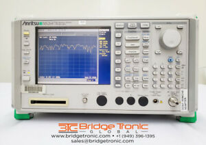 Anritsu Ms 2687 B Spectrum Analyzer