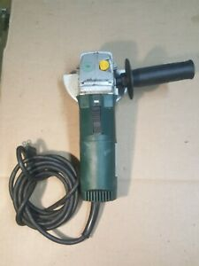 Metabo 4 1 2 Angle Grinder 7015 Right Angle Grinder Used