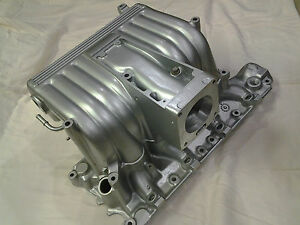 the Original Race Ported Gt40 Intake Manifold By Bigdogs Porting