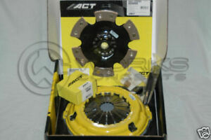 Act Clutch Kit Hdr6 For Mazda Rx 7 Rx7 86 92 Turbo Fc3s