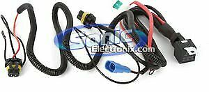 Relay Res Race Sport Hid Resistor Relay Harness