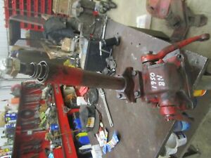 1950 Ford 8n Original Adjustable Steering Box With Arms Nice Antique Tractor