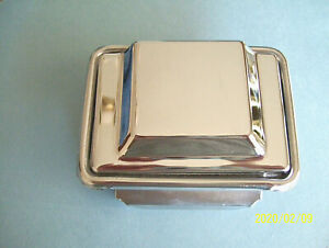 1980 1987 Grand National Gnx T Type Front Bucket Bench Seat Chrome Ash Tray Trim