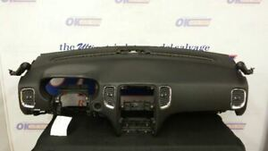 13 Dodge Durango Sxt Oem Dash Panel Black