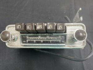 Becker Europa Radio For Mercedes W121 190sl 2