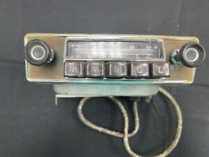 Becker Europa Radio For Mercedes W121 190sl 4