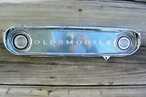 1960 Oldsmobile 88 Dash Bezel Part 577335