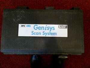 Genisys Spx Otc Scan System Obd 1 2 Like New Condition