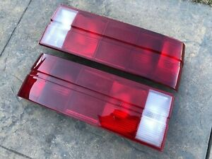 Bmw E30 All Red Tail Lights Taillights Lamps Startec Replica 325i 325is 325ix