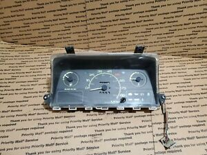 1985 1988 Chevy Sprint Speedometer Cluster Assembly 34100 82051