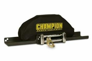 Champion Weather Resistant Neoprene Storage Cover For Winches 8000 12000 Lb New