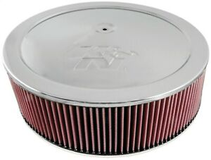 K n Filters 60 1642 Custom Air Cleaner Assembly