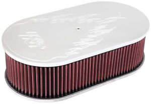 K n Filters 66 1460 Custom 66 Air Cleaner Assembly
