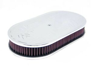 K N Filters 66 1510 Custom 66 Air Cleaner Assembly