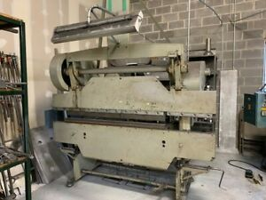 Chicago 8 Mechanical Press Brake