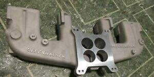 Offenhauser Intake Manifold Amc 4 Barrel 5999 Dp Jeep 199 232 258 6 Cyl 3 3 4 8