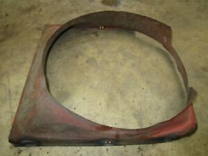 Ford 631 Workmaster Used Fan Shroud Antique Tractor