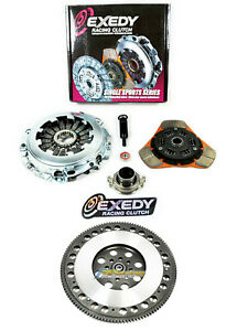 Exedy Stage 2 Clutch Kit Fx Forged Flywheel For Wrx Baja Forester Legacy Turbo