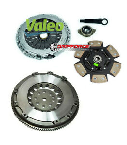 Valeo fx Stage 3 Clutch Kit xlite Flywheel For 03 08 Hyundai Tiburon 2 7l Se Gt