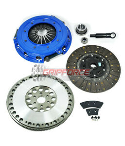 Fx Stage 2 Clutch Kit chromoly Flywheel Fits Mustang T5 Tremec Tko 26 Spline