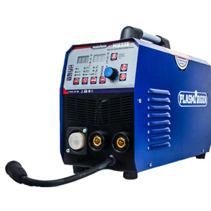 Mig Arc Dc Interver Welder Welding Machine Metal Work Diy 220v