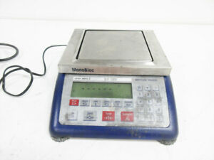 Mettler Toledo Mb Pd 3 Scale Viper Monobloc High Precision Weighing 3kg 6lb