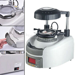 Dental Lab Vacuum Forming Molding Former Thermoforming Machine 1 2mm 8 Button