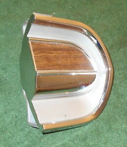 1965 Mercury Comet Caliente Cyclone Orig Dash Rh Wood Grain Trim Bezel Molding