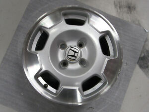 Honda Civic Hybrid 14 Wheel Rim Factory Oem 2002 2003 2004