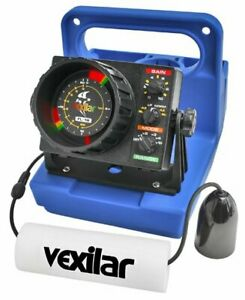 Vexilar FL-18 SE Genz Pack with 12 Degree Ice-Ducer
