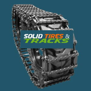 2 Skid Steer Over The Tire Tracks Steel Ott 10 10x16 5 12 12x16 5 14 14x17 5