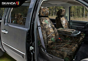 Realtree Advantage Timber Tailored Seat Covers For Toyota Tacoma Made To Order