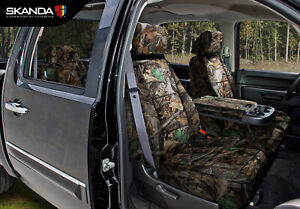 Realtree Advantage Timber Custom Seat Covers For Chevy Suburban Made To Order