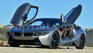Bmw I8 Roadster Black Outdoor Fabric Car Cover 2018 20 New