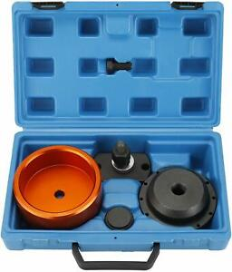Crank Rear Oil Seal Removal Install Tool Set Fit For Bmw N51 N54 N55 New