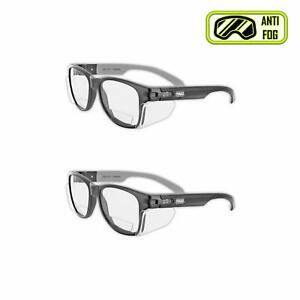 Magid Iconic Y50 Design Series Safety Glasses With Side Shields Ansi Z87 Per