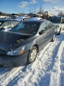 Manual Transmission Coupe 2 4l Fits 03 07 Accord 58075