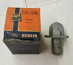 New Old Stock Floor Mount Headlight Dimmer Switch Napa Echlin Ds105