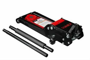Sunex Tools 6603lp 3 Ton Low Rider Service Floor Jacks