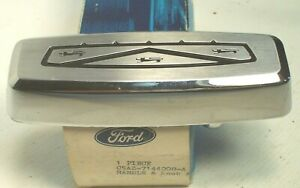 Nos 1965 71 Ford Wagon Tailgate Handle Various Falcon Fairlane Galaxie Models