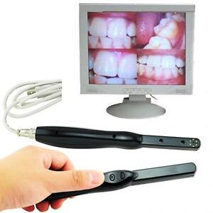 Denshine Ce Dental Hd Usb 2 0 Intra Oral Camera 6 Mega Pixels 6 led Clear Image