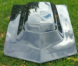 C3 68 72 L 88 Corvette Hood no Air Box