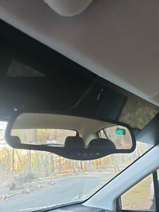 2010 2011 2012 2013 2014 Subaru Legacy Outback Rear View Mirror W Compass