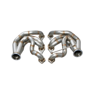 Cxracing Twin Turbo Manifold Header For 60 66 Chevy C10 Truck Sbc Small Block