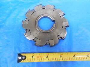 K tool 4 O d 1 1 4 I d 5 16 Key Indexable Side Mill Slitting Cutter Rceb 22