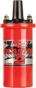 Msd 8202 Blaster 2 Ignition Coil
