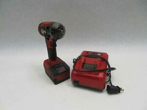 Snap on Ct8810a 3 8 18v Cordless Impact With Battery And Charger
