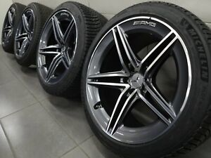 20 Inch Winter Tyres Mercedes Amg Gt 43 53 63 X290 A2904010500 New