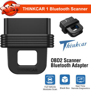 Thinkcar 1 Real time Remote Diagnostic Tool Bluetooth Obdii Scanner Full Systems