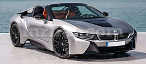 Bmw I8 Roadster Khaki Outdoor Fabric Car Cover 2018 20 New